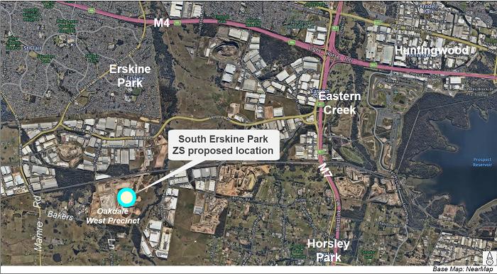 South Erskine Park